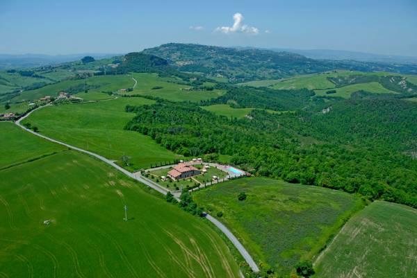 agriturismo vicino Gambassi Terme