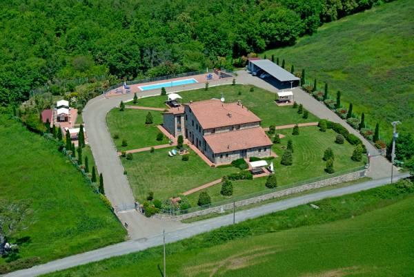 agriturismo vicino San Gimignano con piscina